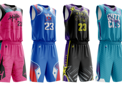 basketball tops and shorts 23