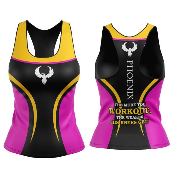 Female Gym 14